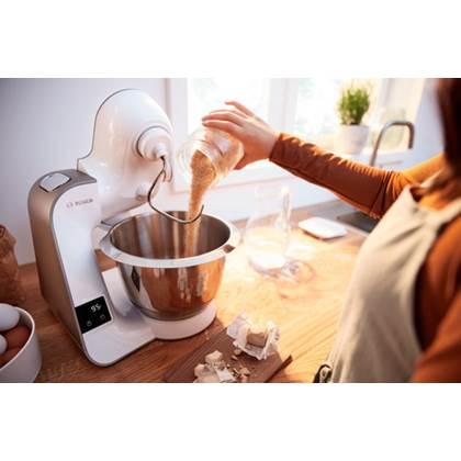 Bosch Mum5xw20 Creationline Premium Keukenmixer Kopen Shop Bij Fonq