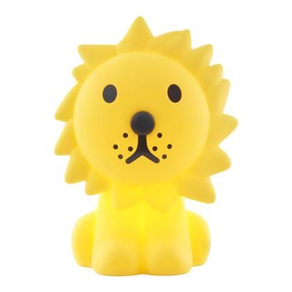 Mr Maria Miffy Star Light Leeuw Lamp