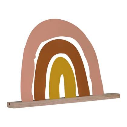 Atelier Pierre Junior Hakuna Regenboog Magneetbord