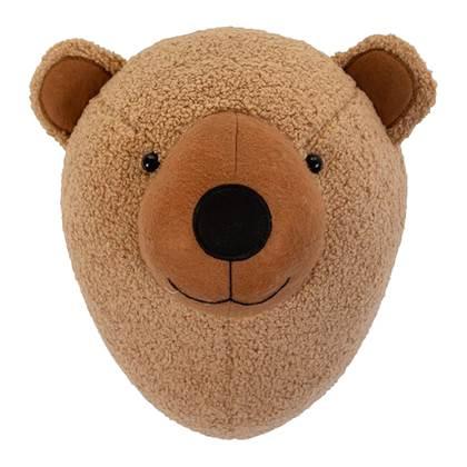 Childhome Teddybeer Dierenkop