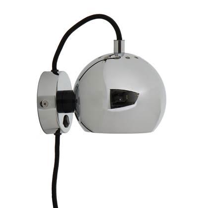 Frandsen Ball Magnet Wandlamp Chroom