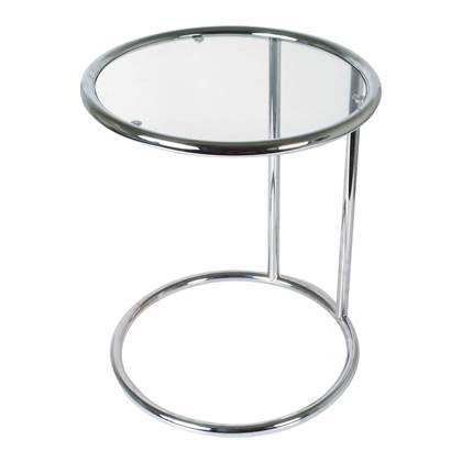 Leitmotiv Bijzettafel Glas