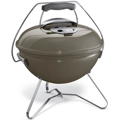 Smokey Joe Premium Smoke Grey Houtskoolbarbecue