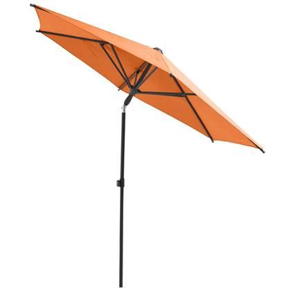 SORARA Valencia Balkon Parasol à 270 cm Oranje