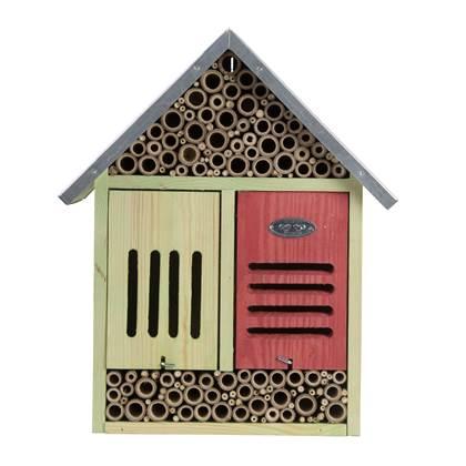 Esschert Insectenhotel XL met Borstel online kopen