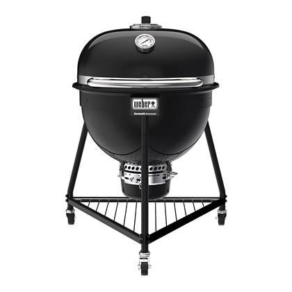 Weber Summit Kamado Houtskool barbecue