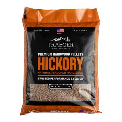 Traeger Hickory Pellets 9 kg