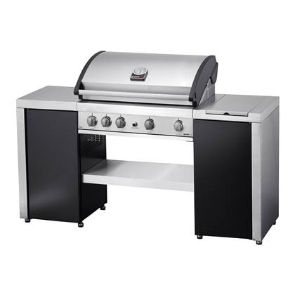 GrandHall Elite G Island Barbecue