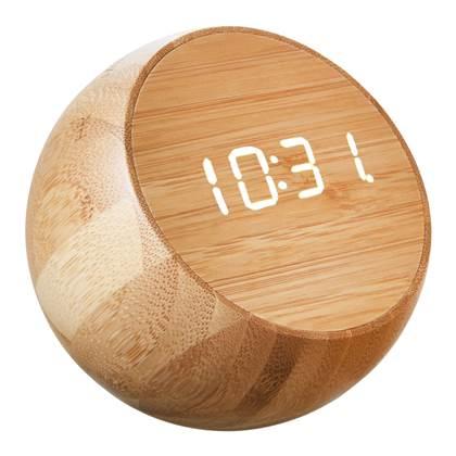 Gingko Tumbler Click Klok - Bamboo