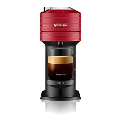 Krups Vertuo Next XN9105 nespresso koffiezetapparaat (rood) online kopen