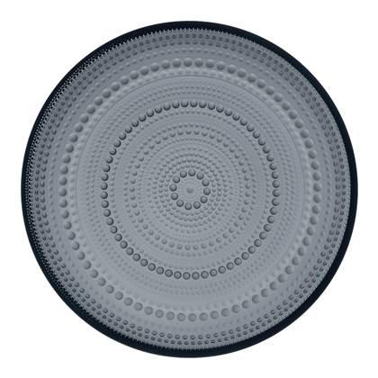 Iittala Kastehelmi bord klein 24,8 cm Donkergrijs online kopen