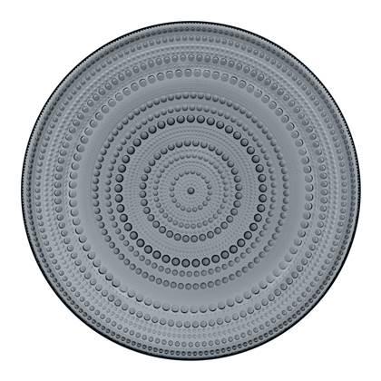 Iittala Kastehelmi onderbord ø 31.5cm donkergrijs