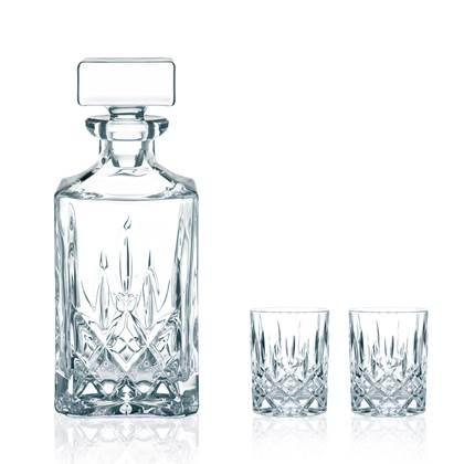 Nachtmann Noblesse Whiskeyset 3-delig