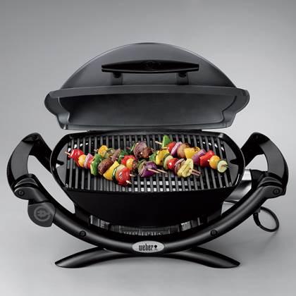 Weber Q 1400 zwart, grijs | Reviews | Kieskeurig.nl