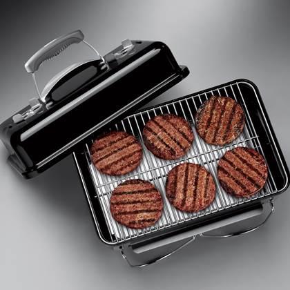 Weber Go Anywhere Houtskool Barbecue