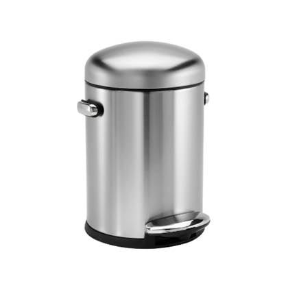 Simplehuman Retro Pedaalemmer 4,5 Liter