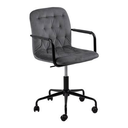 MOOS Douwe Bureaustoel - Dark Grey