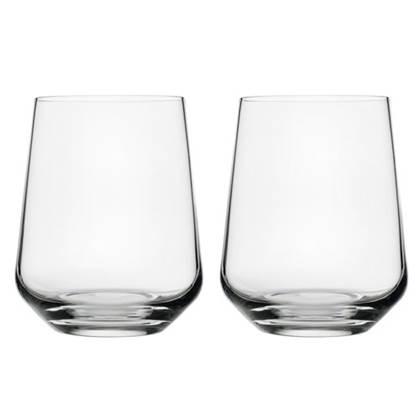 Iittala Essence Waterglas 350 ml Set van 2