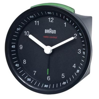 Braun BNC007 BKBK 779 Wekker à 8 cm