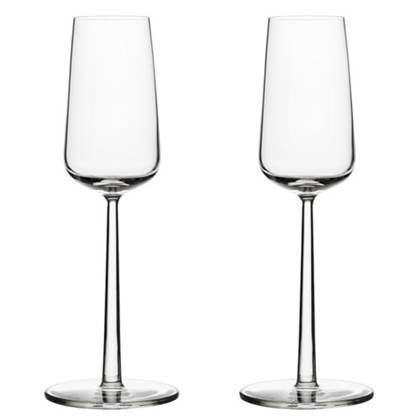 Iittala Essence Champagneglas 0.21 L - 2 st.