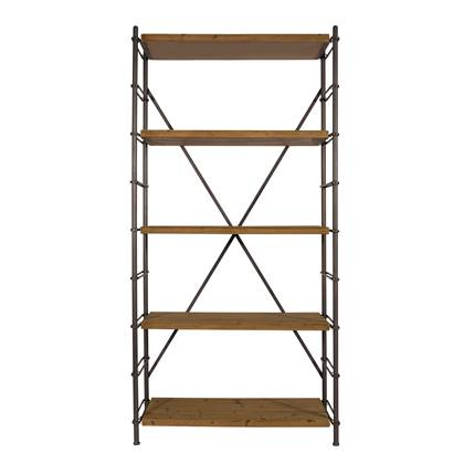 Dutchbone Iron Shelf Kast