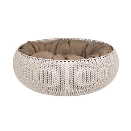 Curver Cozy Pet Bed à 50 cm