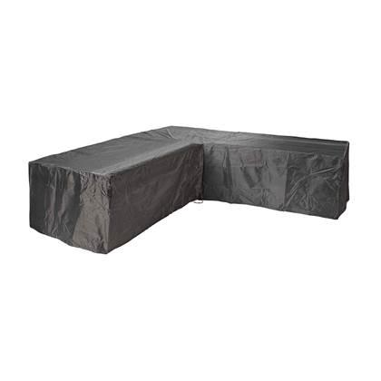 Hoes loungeset hoek 300 x 300 x 100 x 70 cm