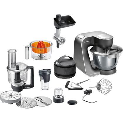 Bosch MUM5 StartLine Keukenmachine (met veel accessoires)