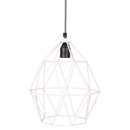 Hanglamp Wire White