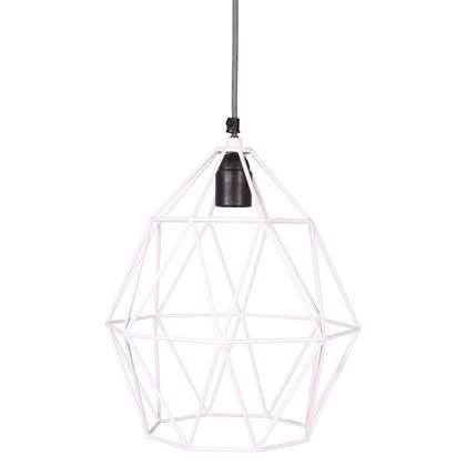 Kidsdepot Wire Hanglamp - Wit