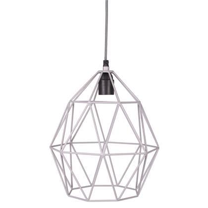Kidsdepot Wire Hanglamp - Grijs