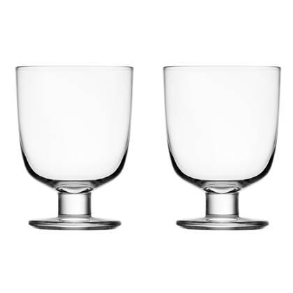 Iittala Lempi Glas 0.34 L - 2 st.