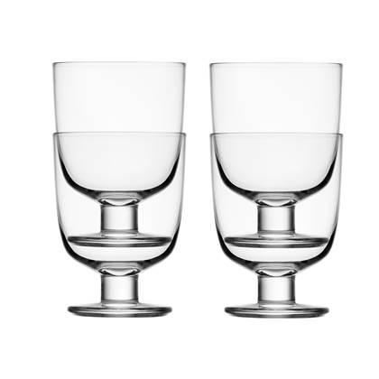 Iittala Lempi Glas 0.34 L - 4 st.