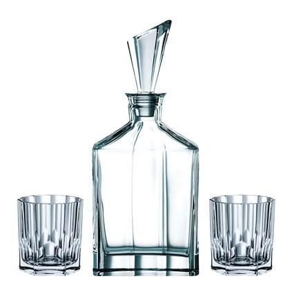 Nachtmann Aspen Whiskeyset 3-delig