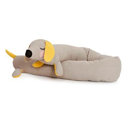 Roommate Lazy Long Dog Sierkussen