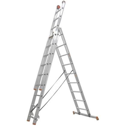Altrex All Round Reformladder 3x9