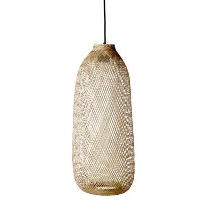 Bloomingville Hanglamp Bamboe 24 cm