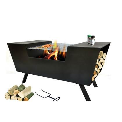 SenS-Line Mika Barbecue Terrashaard L 90 x B 44,5 cm
