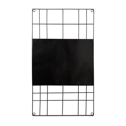 vtwonen Memo Wire Magneetbord 105 x 60 cm