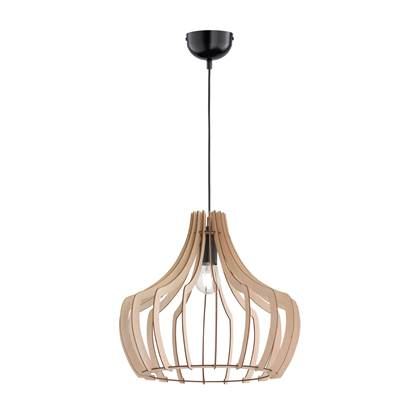 TRIO Wood Hanglamp