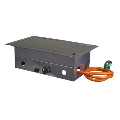 Cosi Fires Cosiburner Rectangular RVS