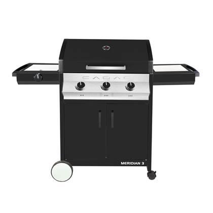 Cadac Meridian Black 3 side burner