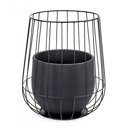 Serax In A Cage Bloempot