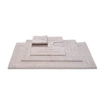 Vandyck badmat (per stuk) (100x62 cm) Beige online kopen