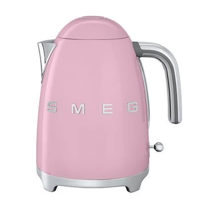 SMEG Waterkoker Roze KLF03PKEU