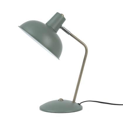 Leitmotiv tafellamp Hood groen