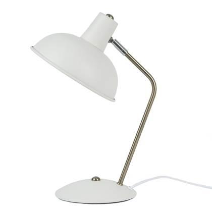 Leitmotiv Hood Tafellamp Metaal 37,5 x 19 cm Matwit