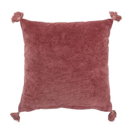 Bloomingville Kussen Katoen 45 x 45 cm Roze