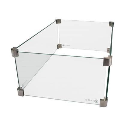 Cosi Cosiburner Rectangular Glasset