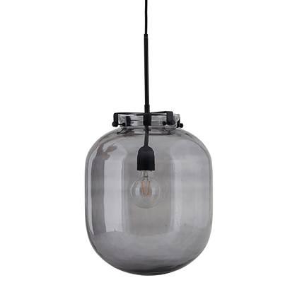 House Doctor Hanglamp Ball Ø30 x 35 cm Grijs